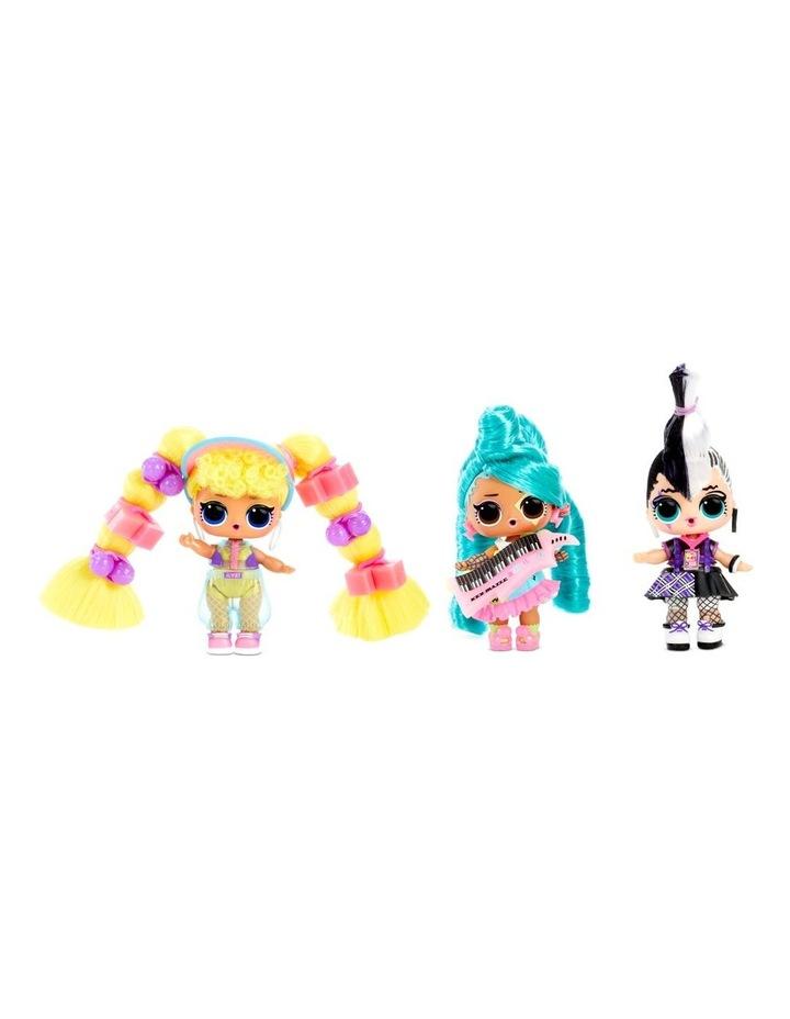 Surprise! Remix Hair Flip Dolls  15 Surprises with Hair Reveal & Music image 2