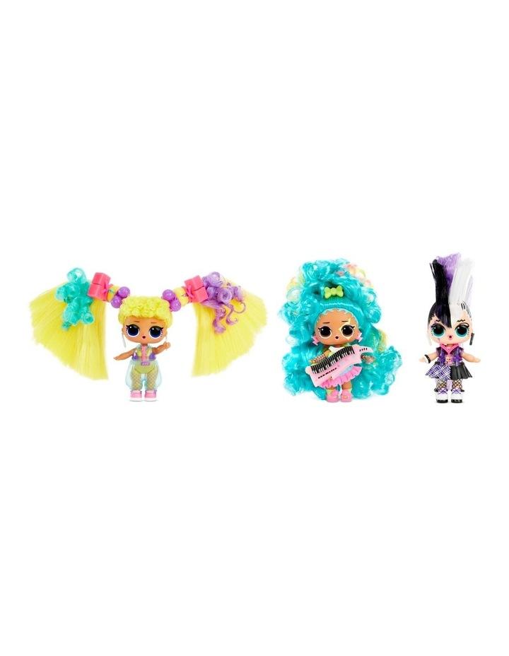 Surprise! Remix Hair Flip Dolls  15 Surprises with Hair Reveal & Music image 3