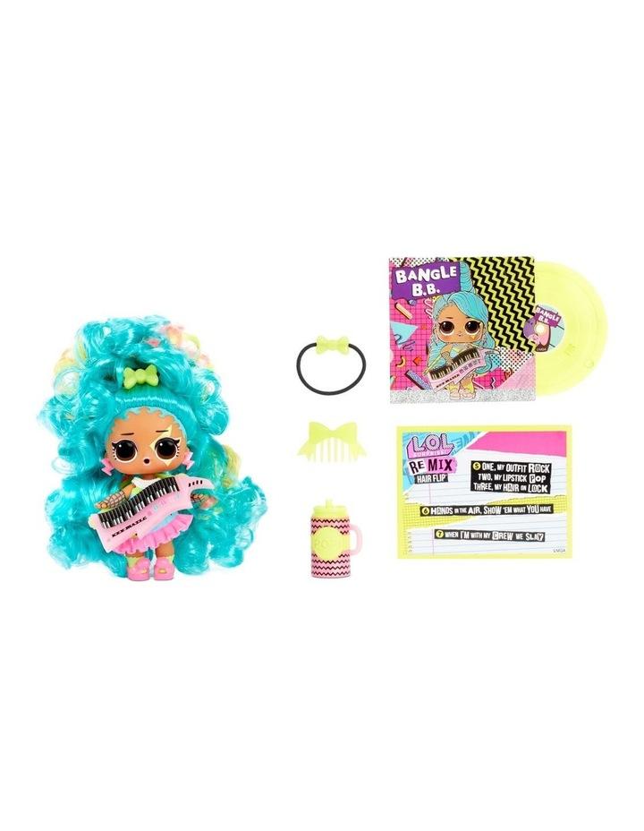 Surprise! Remix Hair Flip Dolls  15 Surprises with Hair Reveal & Music image 5