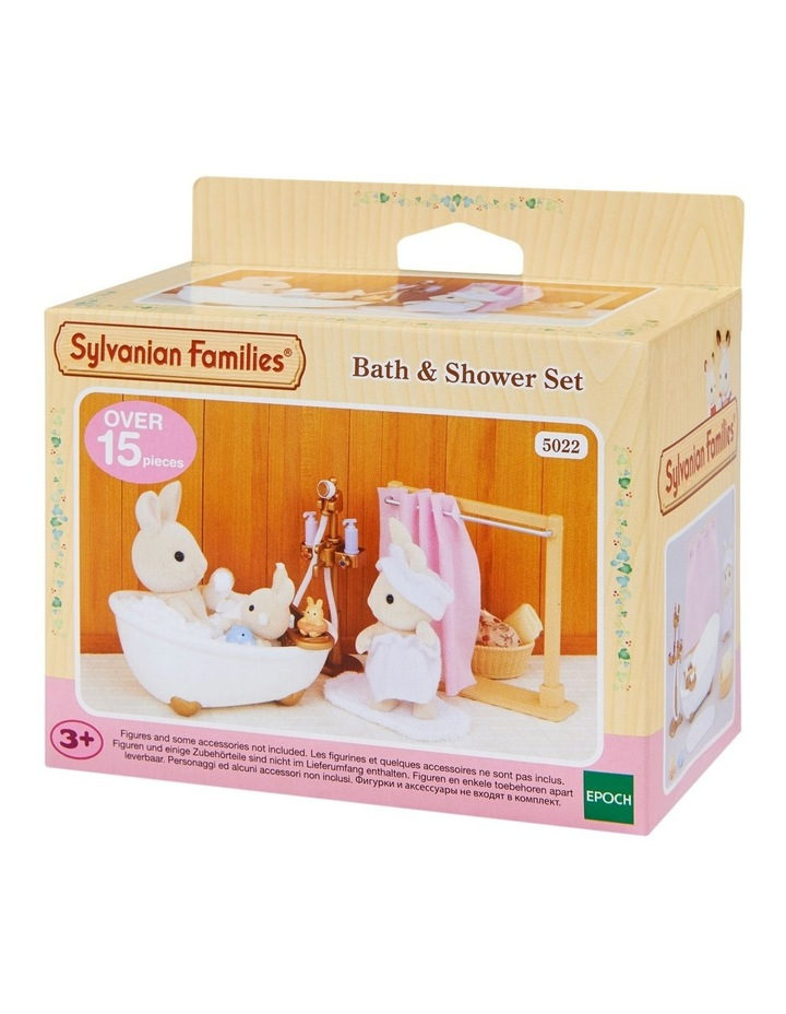 Bath and Shower Set image 1