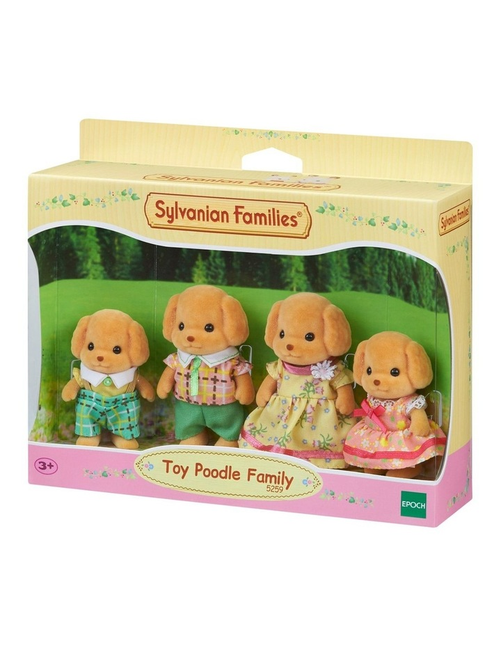 Toy Poodle Family image 1