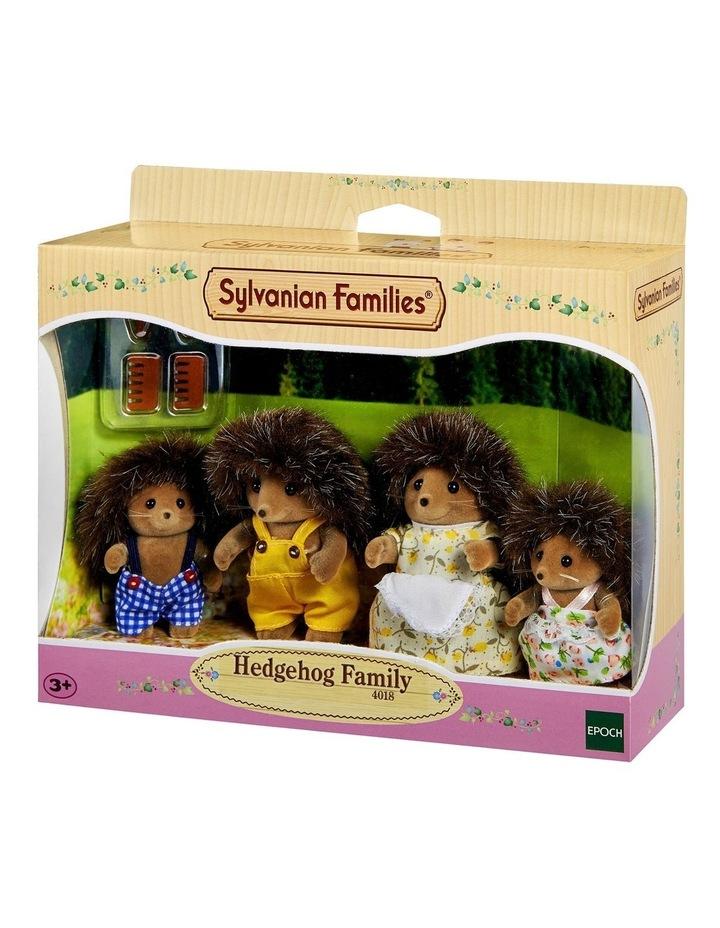 Hedgehog Family image 1
