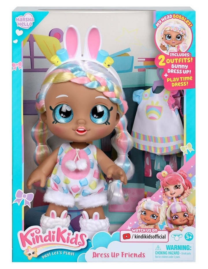Kindi Kids Dress Up Friends - Marsha Mello Bunny image 1