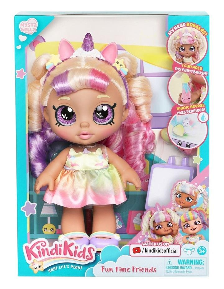 Kindi Kids Fun Time Doll - Mystabella image 1