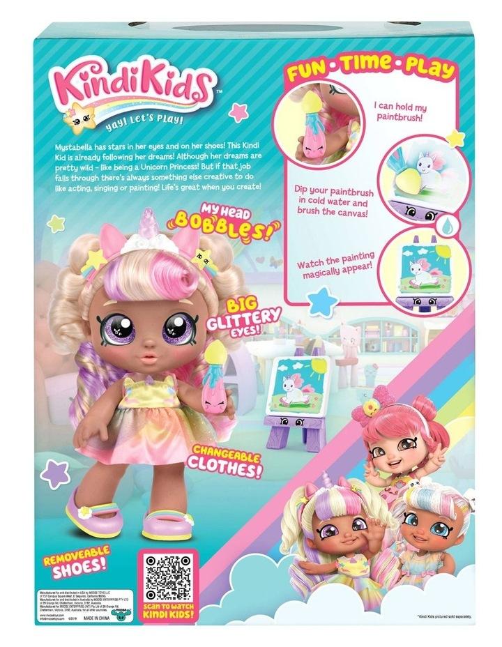 Kindi Kids Fun Time Doll - Mystabella image 4
