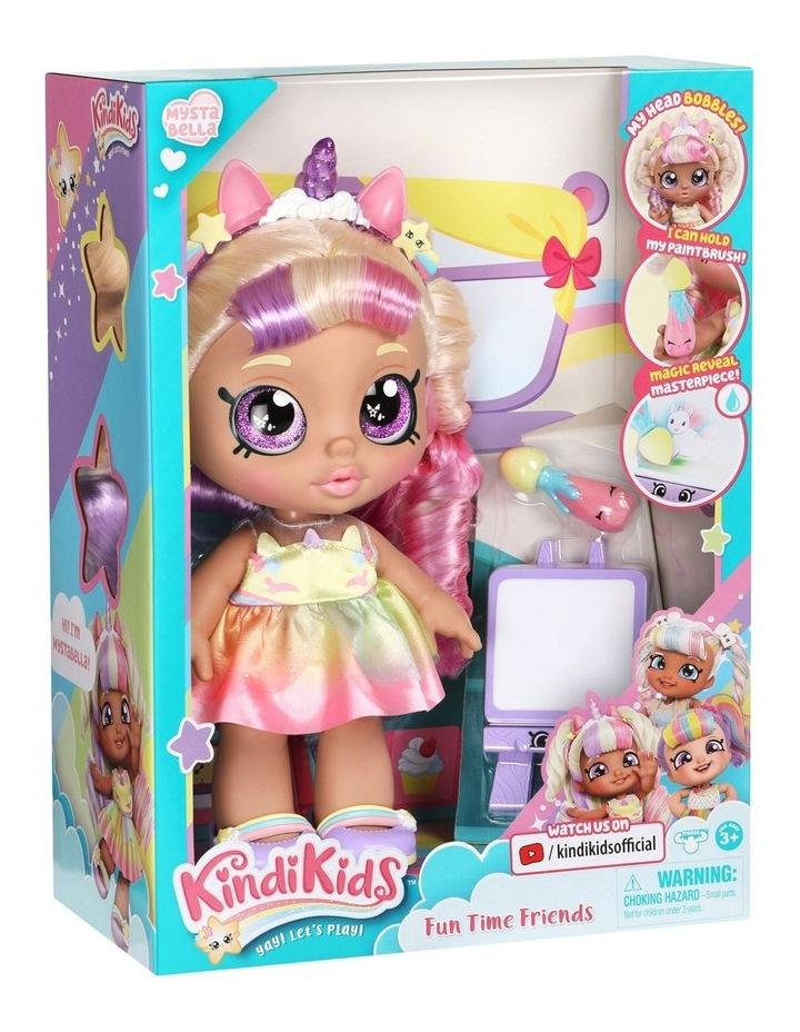 Kindi Kids Fun Time Doll - Mystabella image 5