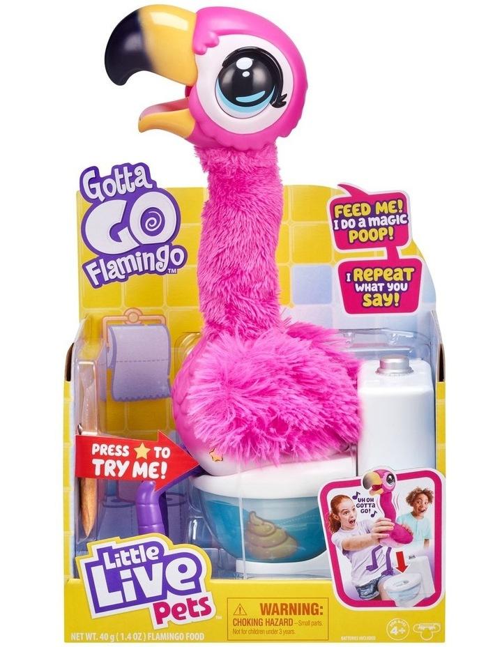 Little Live Pets Gotta Go Flamingo image 1