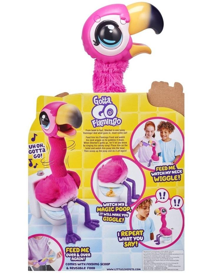 Little Live Pets Gotta Go Flamingo image 7
