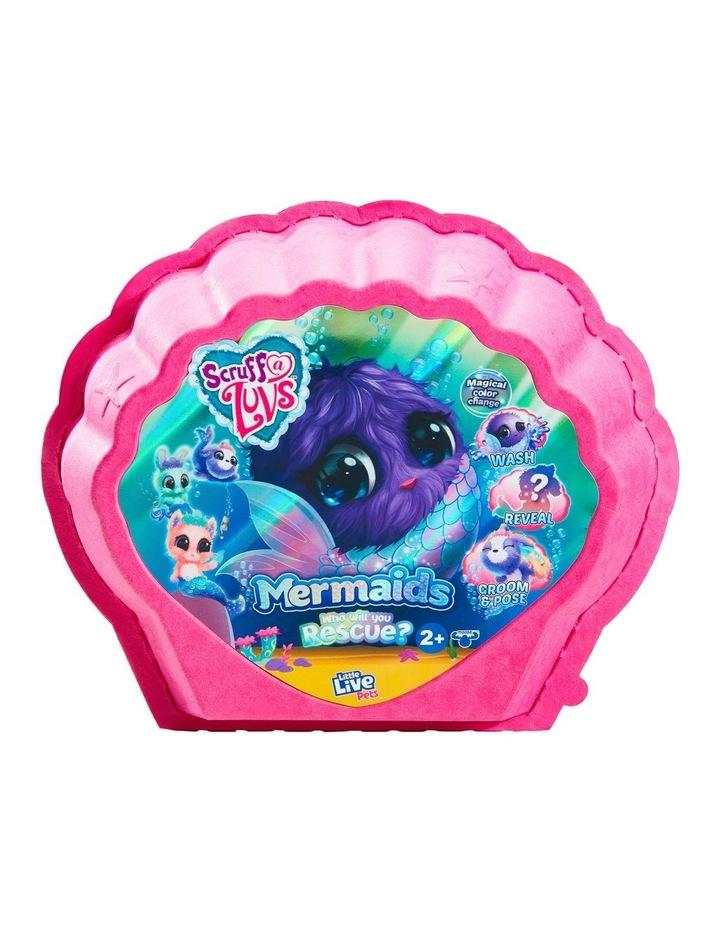 Little Live Pets Scruff-a-luv Mermaids Single Pack image 1
