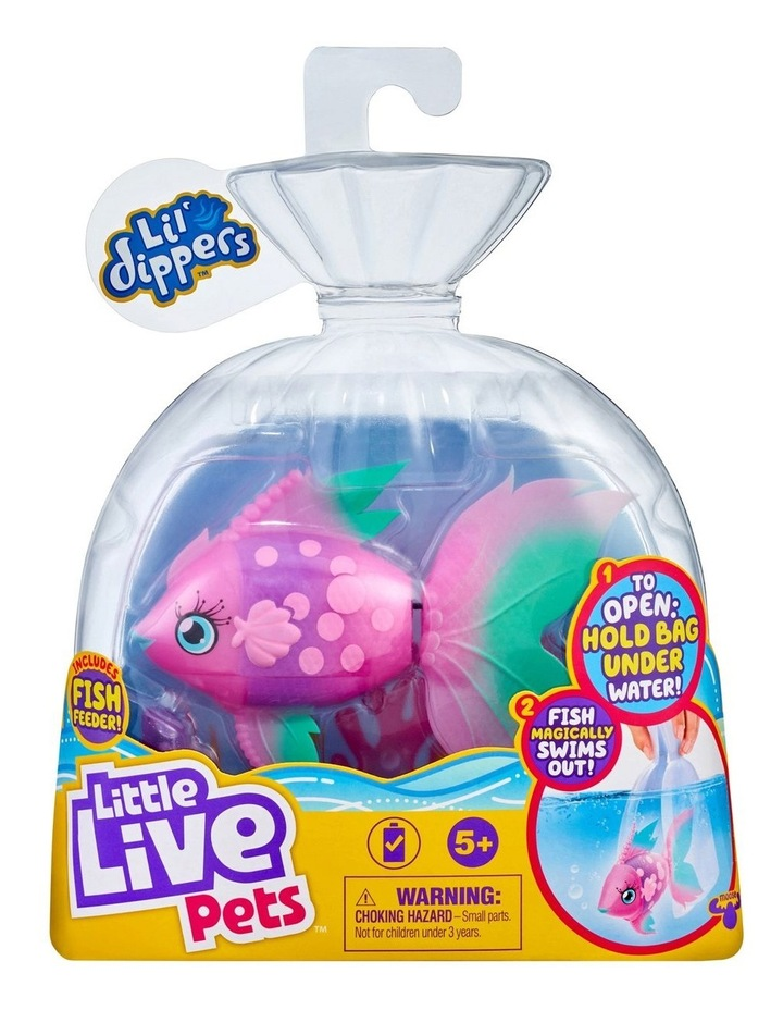 Little Live Pets Lil' Dippers Single Pack image 1