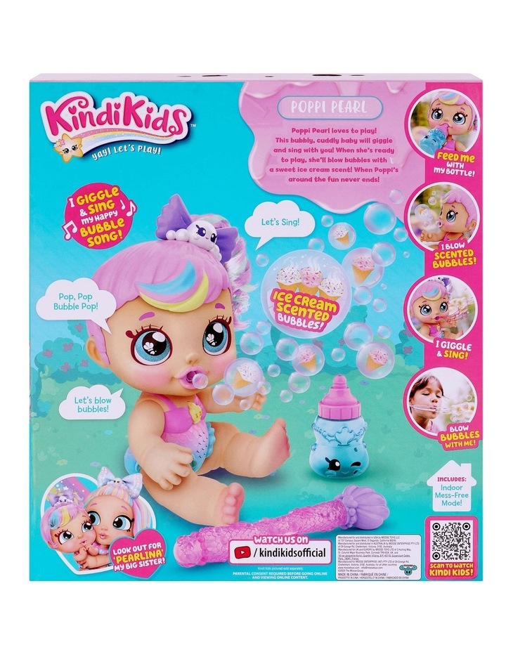 KINDI KIDS POPPI PEARL BUBBLE N SING! image 4