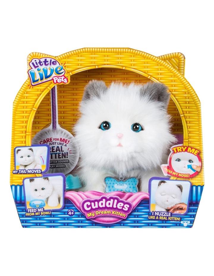 Cuddles My Dream Kitten image 1