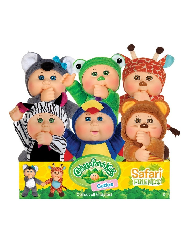 Cabbage Patch Kids 9inch Cuties Asst image 1