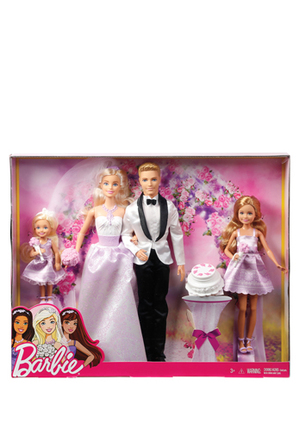 Barbie - Barbie Wedding Giftset