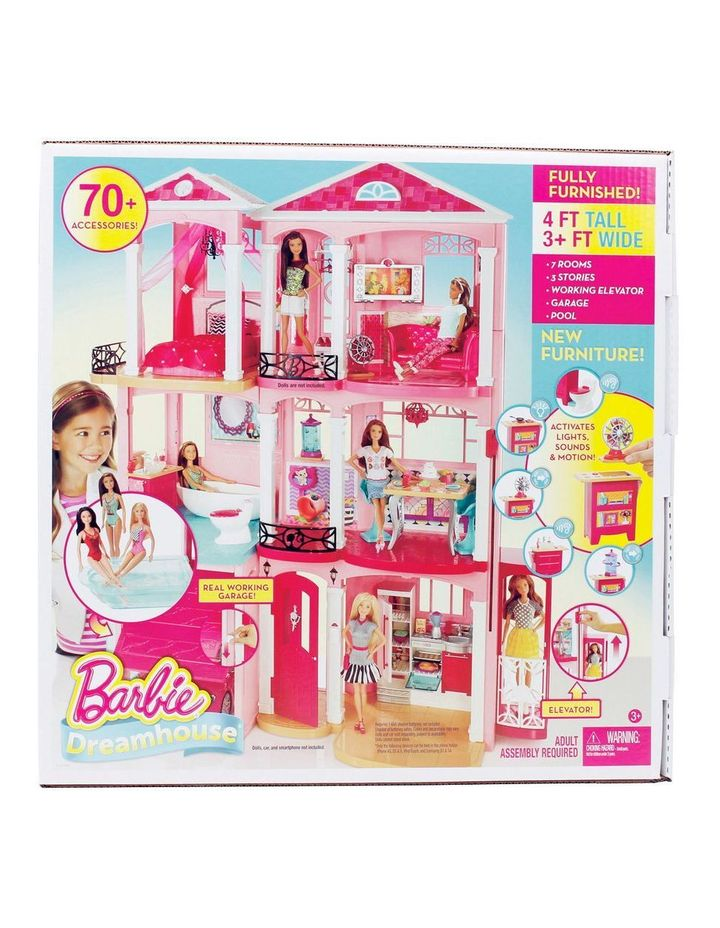 Details about NEW Barbie Dream House