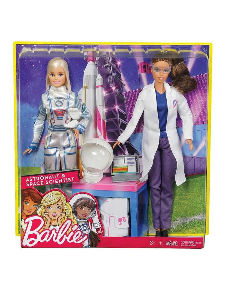 Careers 2-pack Astronaut and Space Scientist image 1