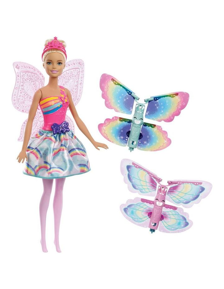 Dreamtopia Flying Wings Fairy Doll image 2