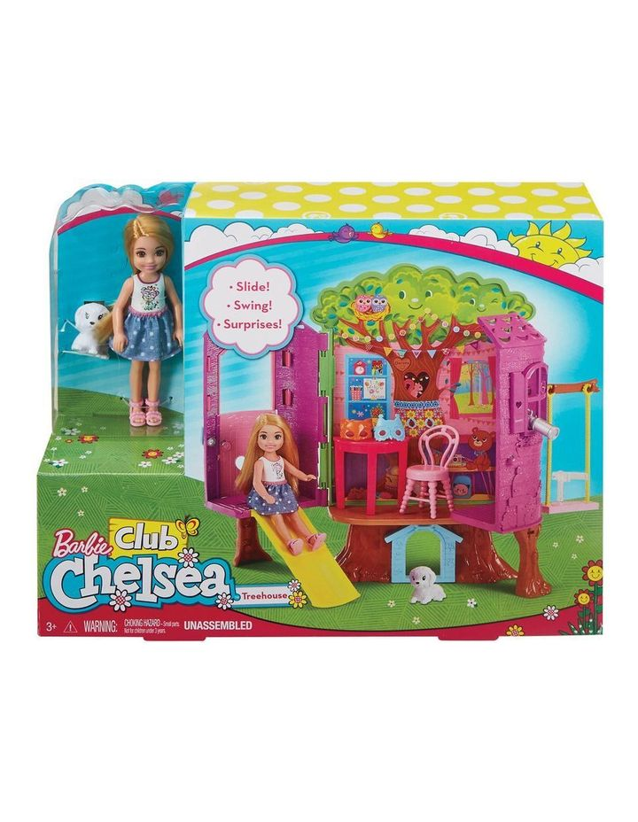 Chelsea Doll Treehouse Playset image 2