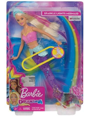 8937da2523 BarbieDreamtopia Sparkle Lights Mermaid. Barbie Dreamtopia Sparkle Lights  Mermaid