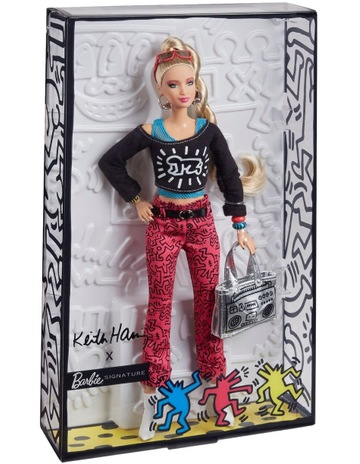 Barbie Keith Haring X Doll