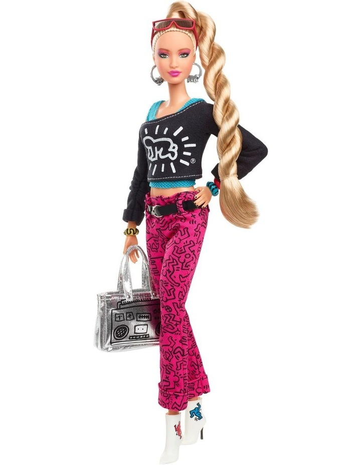 Keith Haring X Barbie Doll image 2