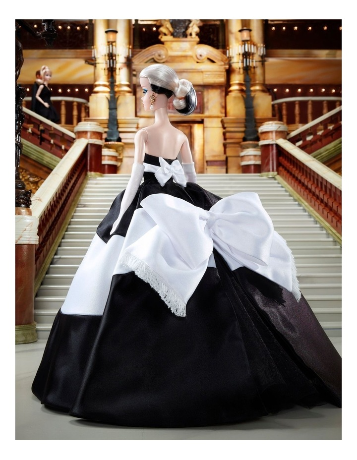 Black and White Forever Doll image 4