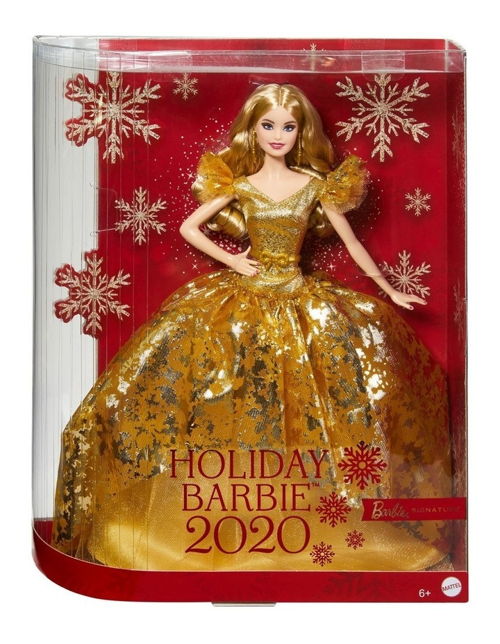Holiday Doll image 1