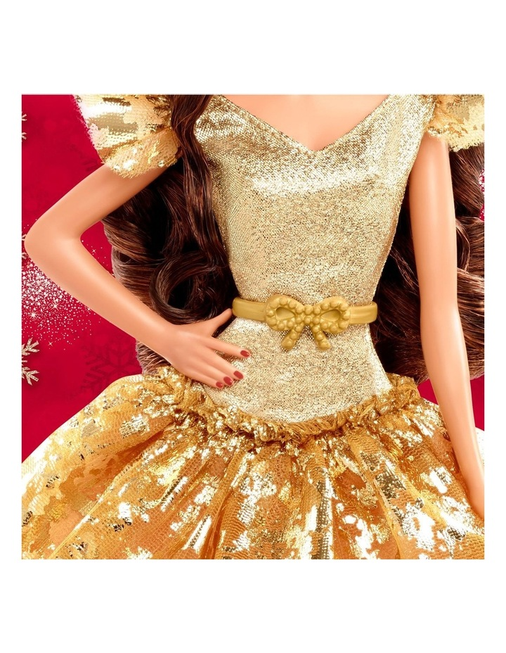2020 Holiday Barbie Doll image 4