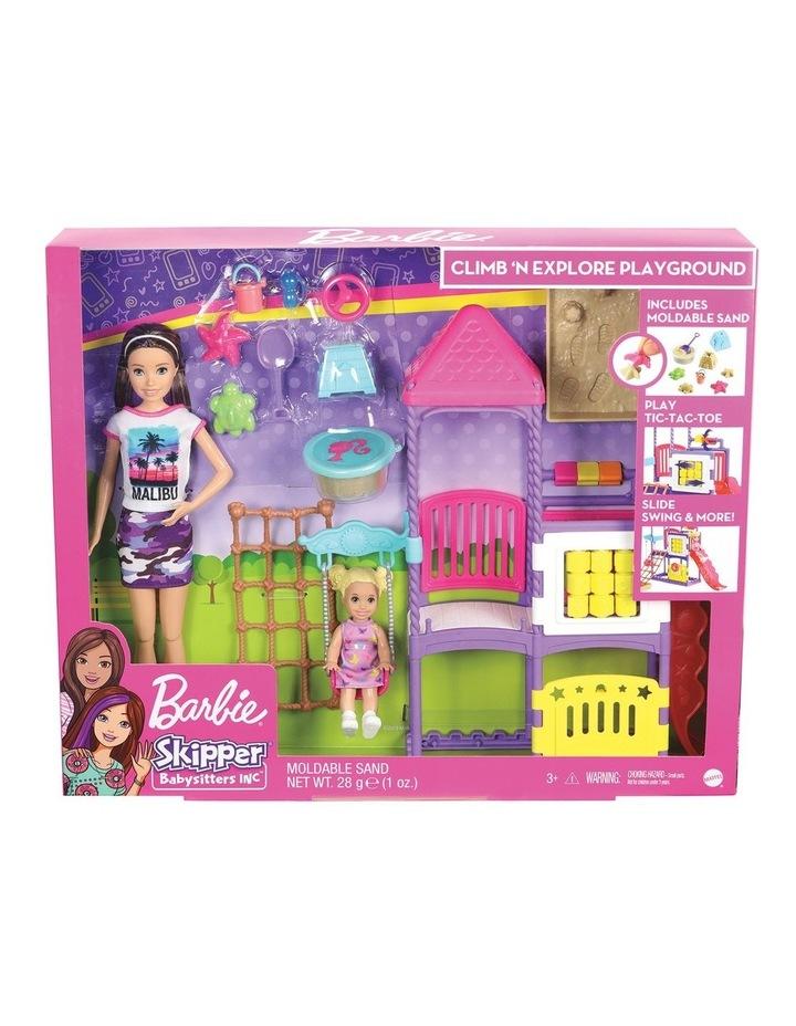 Skipper Babysitters Inc Climb 'n Explore Playground Dolls and Playset image 1