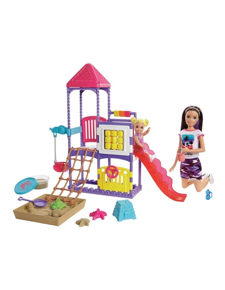Skipper Babysitters Inc Climb 'n Explore Playground Dolls and Playset image 2