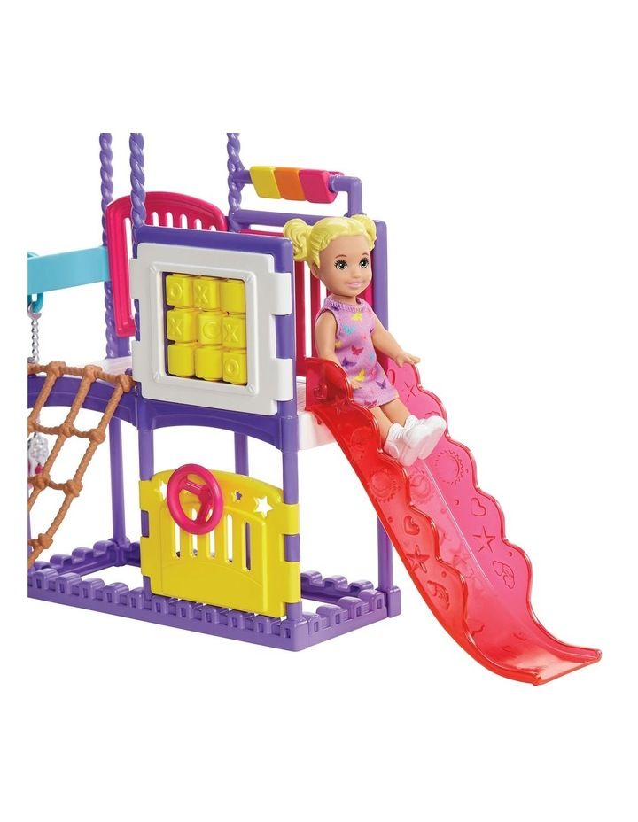 Skipper Babysitters Inc Climb 'n Explore Playground Dolls and Playset image 3