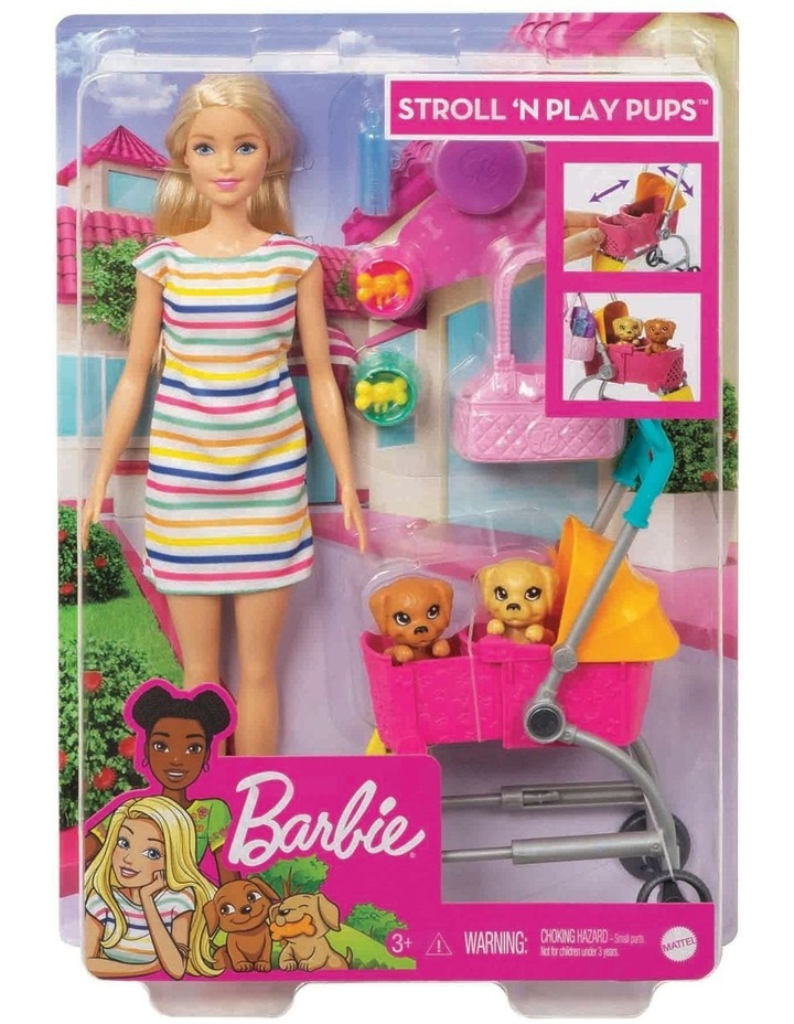 Stroll n Play Pups Doll and Accessories image 1