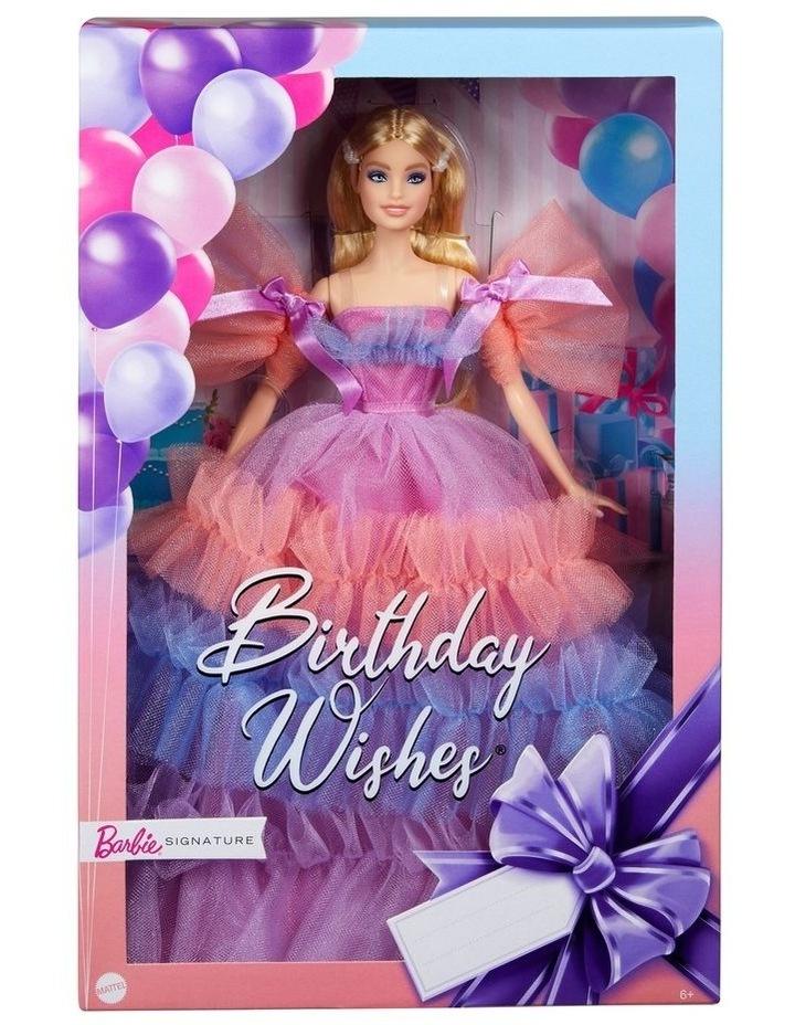 Birthday Wishes Doll image 1