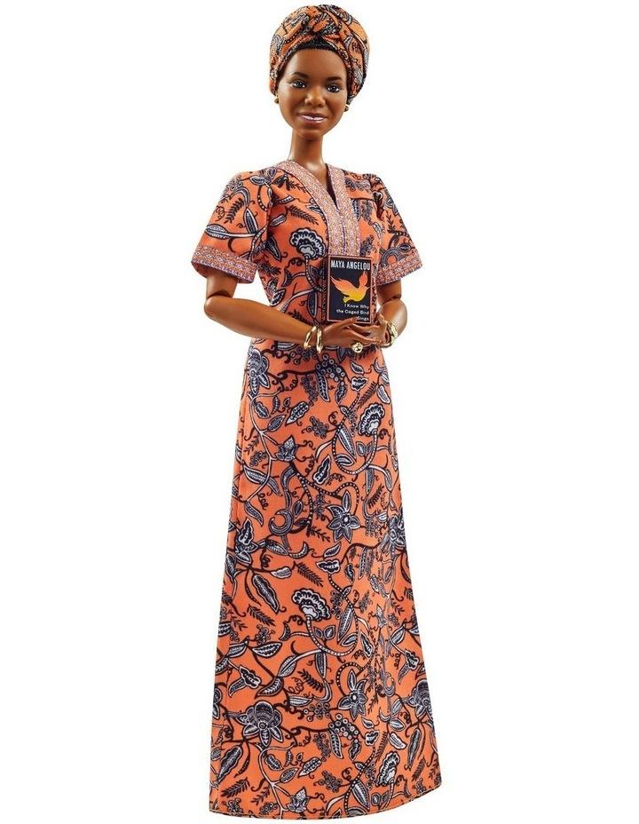 Maya Angelou Barbie Inspiring Women Doll image 2