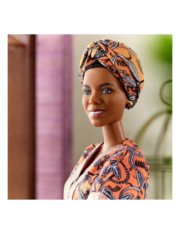 Maya Angelou Barbie Inspiring Women Doll image 3