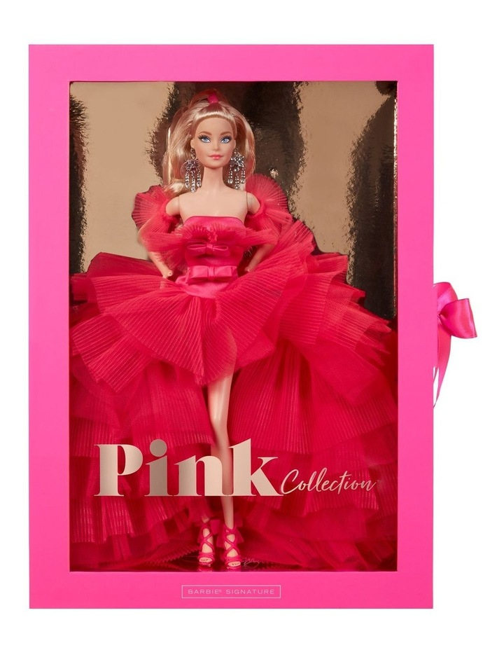 Barbie Pink Collection Doll image 1