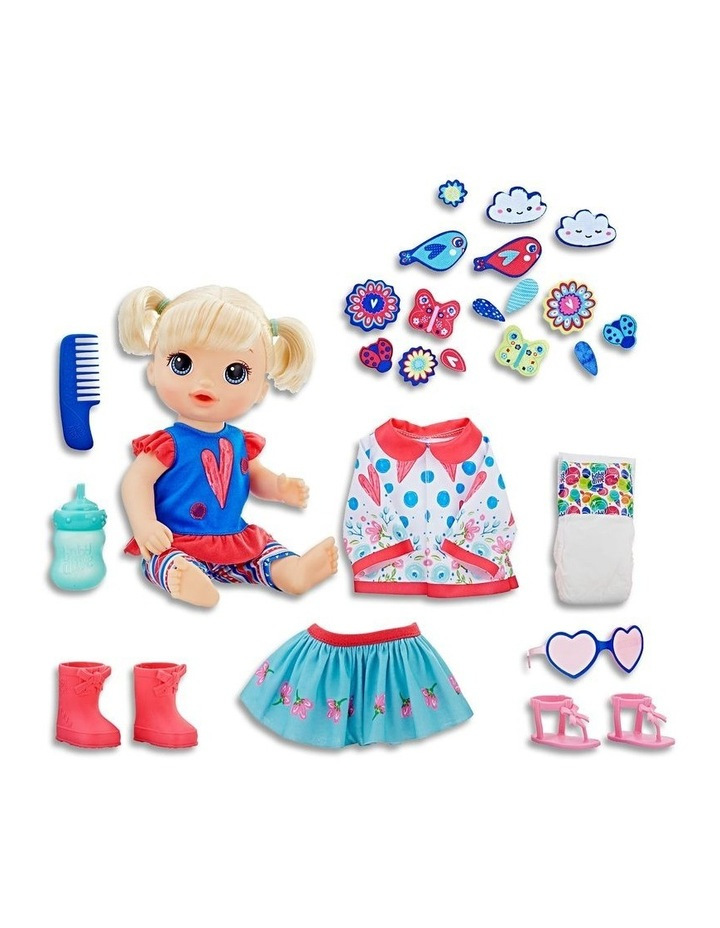 So Many Styles Baby Blonde Create different outfits image 2