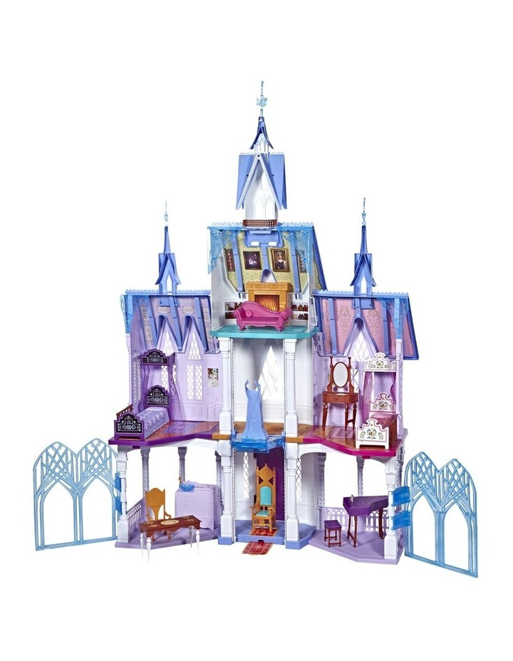 Ultimate Arendelle 152cm Castle Play Set - Colourful Light Show image 2