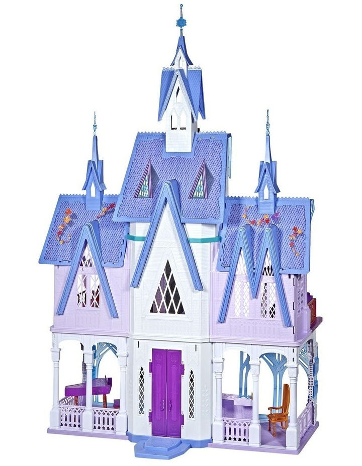 Ultimate Arendelle 152cm Castle Play Set - Colourful Light Show image 3