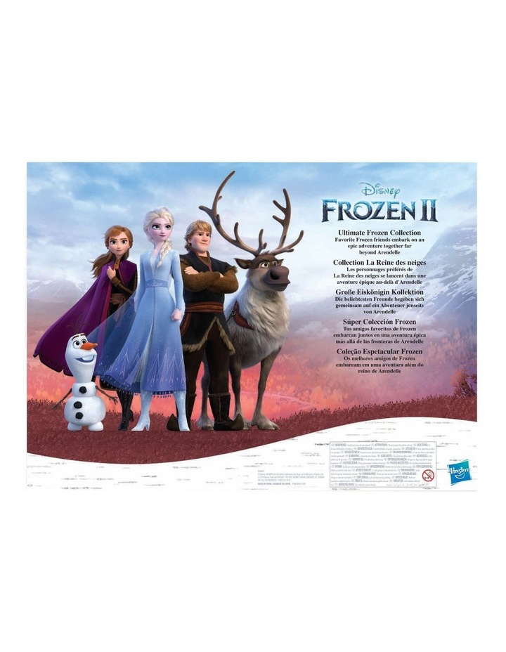 Ultimate Frozen Doll Set Collection - 9 Small FIgures including Anna, Elsa, Olaf & More image 4