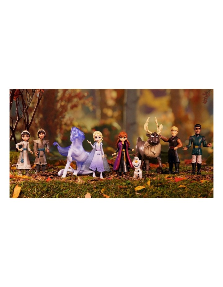 Ultimate Frozen Doll Set Collection - 9 Small FIgures including Anna, Elsa, Olaf & More image 7