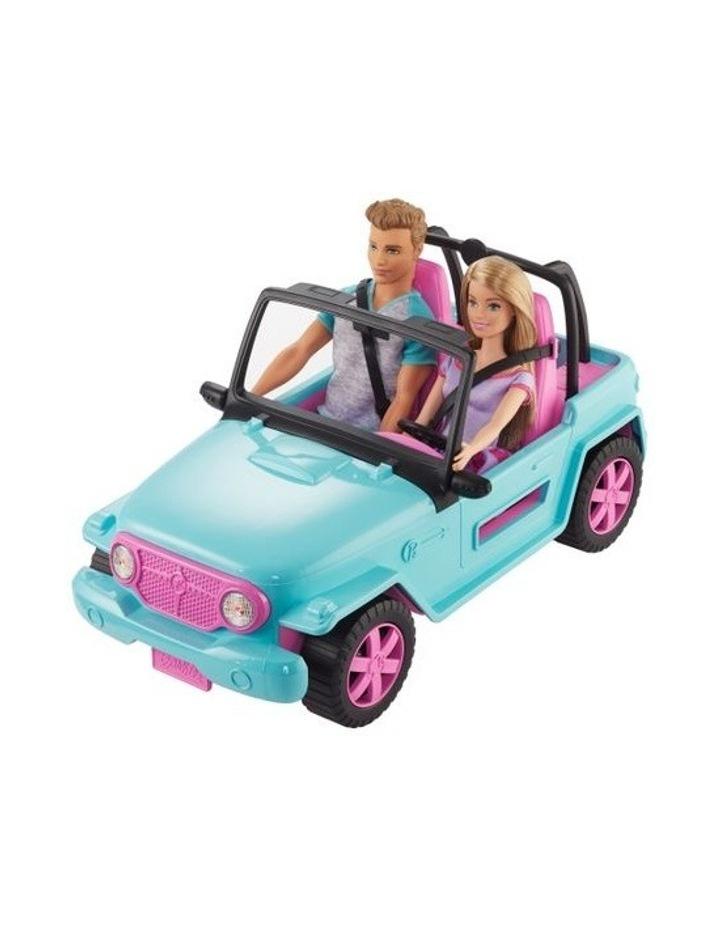 Barbie Dolls and Vehicle image 2