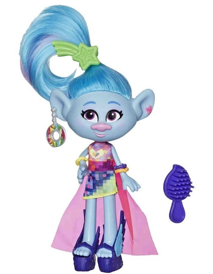 Glam Fashion Trolls Dolls Poppy - Chenille - Satin - Assortment image 4