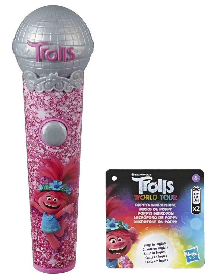 Poppy's Microphone - Musical Toy with Lights & Sounds image 3