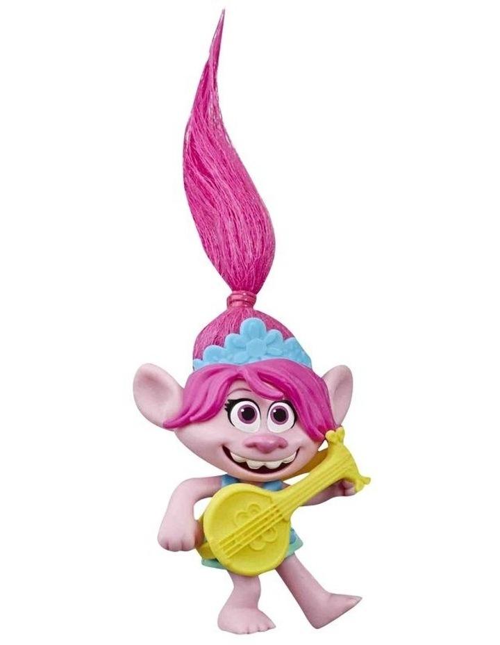World Tour DreamWorks - Trolls Doll Figures - Assortment - Branch - Mermaid - Tiny Diamond - Barb - Poppy image 2