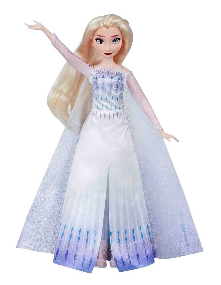 Frozen 2 Elsa Musical Adventure Singing Doll - Sings Show Yourself image 1