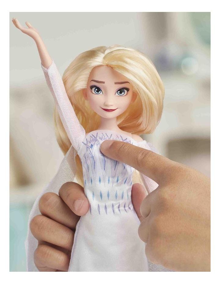 Disney Frozen 2 Elsa Musical Adventure Singing Doll - Sings Show Yourself image 3