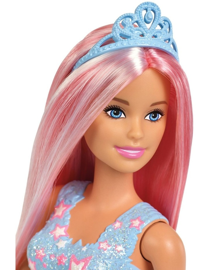 Dreamtopia Pink Hair Doll image 3