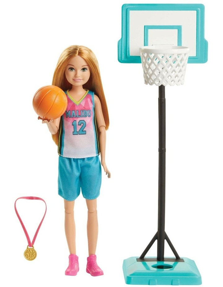 Sisters Sports Doll Assorted image 2