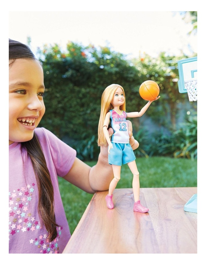 Sisters Sports Doll Assorted image 3